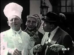 la cuisine au beurre fernandel et bourvil 1963 la cuisine au beurre original promo 1