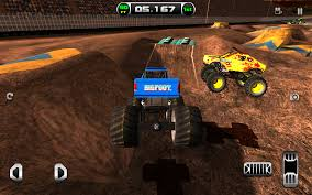 List Of Synonyms And Antonyms Of The Word: Monster Truck Games