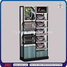 TSD M901 Sample Display Metal Racks Cabinet Frame Floor