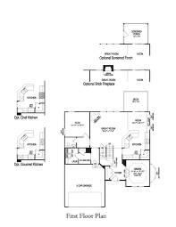Centex Homes Floor Plans by Braxton New Home Plan Hopkinton Ma Pulte Homes New Home
