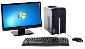 destockage ordinateur de bureau packard bell imedia a4028 pv u5802 007 achat destockage ordinateur