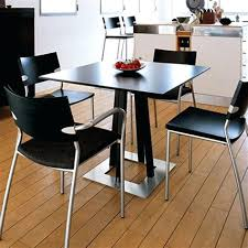 Rustic Elegant Dining Room Small Tables Modern Table