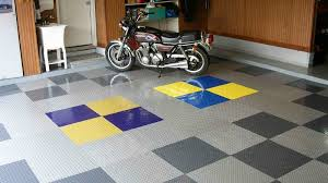 the about peel and stick vinyl garage floor tiles all