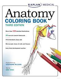 Marvelous Anatomy Coloring Books
