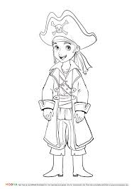 Free Printable Coloring Pages For Toddlers And Preschoolers Pirate Click Through