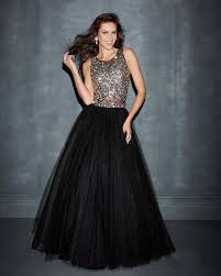 beautiful multi colored jewels illlusion net bodice ball gown gold