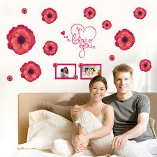 Removable Transparent Room Decor 5d Wall Stickers