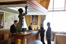 front desk deco imperial hotel prague picture of deco