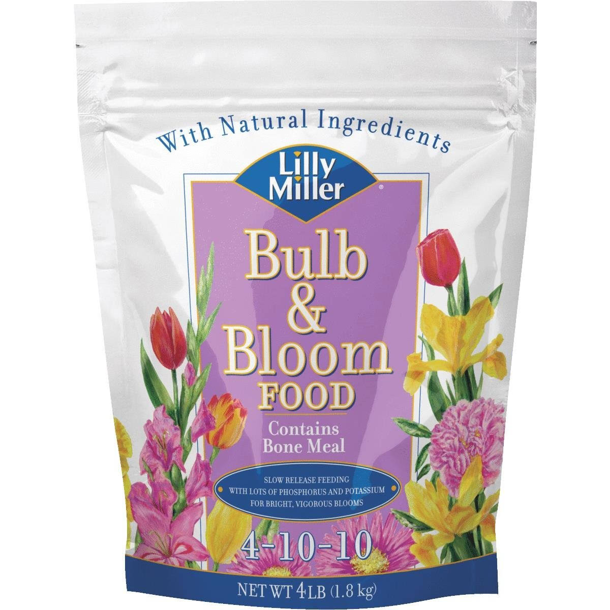 Lilly Miller Bulb and Bloom Food - 4lb