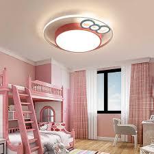 kinderzimmer licht baby zimmer mädchen le led dach licht