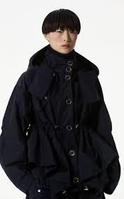 peplum u0027 jacket for women kenzo kenzo com