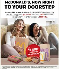 McDonalds Coupons - $10 Off McDonalds Delivered Via UberEATS And ... 10 Off Uber Eats Best Promo Code For August 2019 100 Working How To Get Cheaper Rides With Codes Coupons Coupon Code Off Uber Working Ymmv 13 Through Venmo Slickdealsnet First Order At Ubereats Ozbargain Top Punto Medio Noticias Existing Users 2018 5 Your Next Orders This Promo 9to5toys Discount Francis Kim 70 Off Hong Kong Aug Hothkdeals Ubereats Coupon Deals Codes Ubereats Flat 25 From Cred App Applicable For All Save Upto 50