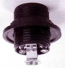 Sun Lite Lamp Holder by H011 1 Medium Base Phenolic Sockets