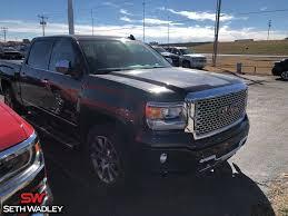 100 Used Gmc 4x4 Trucks For Sale 2015 GMC Sierra 1500 Denali 4X4 Truck In Pauls Valley