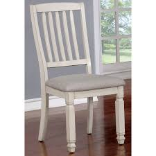 Shop Seren Country Antique White Dining Chairs (Set Of 2) By FOA ... Industrial Modern Tolix Style Bamboo White Alinum Ding Chairs Luna Room Contemporary Leatherette Height Set Of 2 Corliving Filia Chair Side Copper Grove Spicata Wood Armless Ebay Amazoncom Target Marketing Systems Tms Country Arrowback Fniture America Livada Ii Counter Cm3170wh Adderley Urbanmod By Leyden Antique Gdf Studio Wm String Nannie Inez Vida Living Louis Silver From