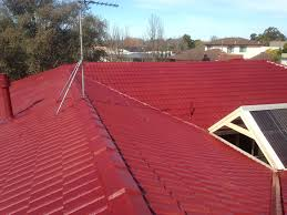 roof painting and restoration in gippsland craig seignior roofing
