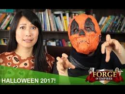 Forge Of Empires Halloween Event 2014 by Forge Of Empires Halloween 2017 Youtube