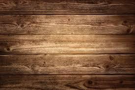 Rustic Wood Planks Background Dark Grain