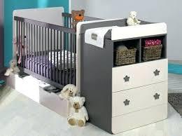 chambre bébé lit commode meuble chambre bebe lit bebe gain de place meuble chambre bebe