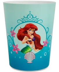 Little Mermaid Bathroom Accessories Uk by Little Mermaid Waste Basket Http Www Squidoo Com Kids Bedroom