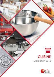 univers de la cuisine frandis products