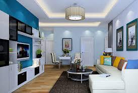 interior ceiling light blue living room ceiling light blue