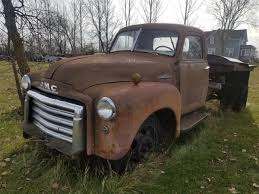 100 For Sale Truck 1949 GMC For ClassicCarscom CC1161556
