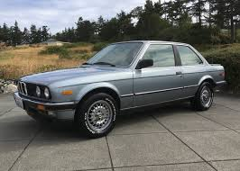 No Reserve Euro 1985 BMW 323i for sale on BaT Auctions sold for