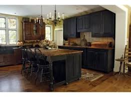 Primitive Kitchen Sink Ideas by 306 Best Primitive Country Kitchens Images On Pinterest Country