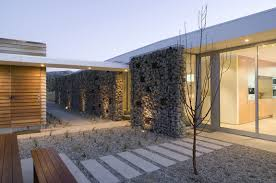 100 Gabion House Walls And Their Role In Contemporary Architecture