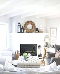 Living Room Corner Decoration Ideas by Living Room With Corner Fireplace Decorating Ideas Adesignedlifeblog
