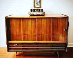 Magnavox Record Player Cabinet Value by Vintage Record Player Console Etsy