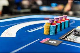 Live Poker In September