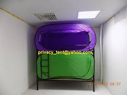 bed tent privacy bed tent the only solution for shared accommodation