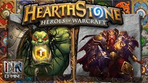 hearthstone high ranking control warrior deck guide youtube