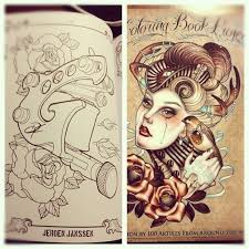 Colouring Book Project By Jerrrroen