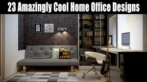 23 Amazingly Cool Home Office Designs - YouTube Creative Ideas Home Office Fniture Fisemco Design Cool Designs Room Plan Photo To And Decorating Ikea Houzz Interior Small Luxury For An Elegant Marvellous Home Office Decor Pottery Barn Desks Extraordinary Exterior Fireplace New At Modern Art Tool Box By Cozy Workspaces Offices With A Rustic Touch