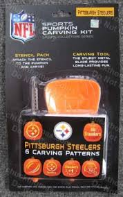 Steelers Pumpkin Carving Stencils Free by Pittsburgh Steelers Merchandise Novelties And Gifts
