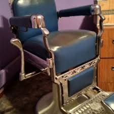 Emil J Paidar Barber Chair Headrest by Antique Barber Chairs Marketplace U2013 Buy And Sell Antique Barber