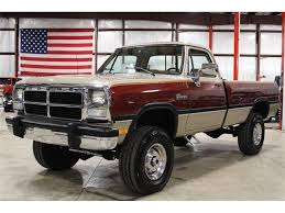 1993 Dodge Ram For Sale | ClassicCars.com | CC-947556 1993 Dodge Ram 350 Photos Informations Articles Bestcarmagcom 11 Reasons Why The 12valve Cummins Is Ultimate Diesel Engine W250 Power Magazine D350 Ext Cab Flatbed Pickup Truck Item J89 V 10 Fs17 Mods Weld It Yourself 811993 23500 Bumpers Move Dodge Power Ram 250 Cummins Turbo Diesel Studie62 Flickr File11993 Ramjpg Wikimedia Commons Youtube Bangshiftcom 70mile With An Astronomical Price Ta