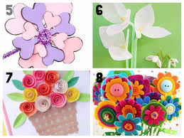 Flower Craft Ideas 5 8