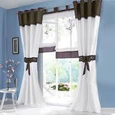 yujiao mao 2er set transparente voile vorhang jaja gardinen wohnzimmer vorhänge ösen kaffee bxh 140x225cm