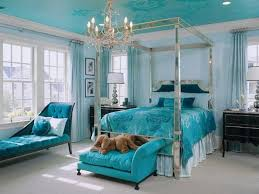 Bedroom Ideas For Women With Hanging Lamp