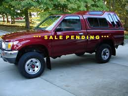 100 Used Toyota Pickup Trucks For Sale By Owner 1991 4wd Truck 56000 Miles 1owner Tacoma Tundra
