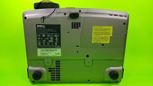 Dell 2400mp Lamp Hours by Amazon Com Dell 2400mp Projector 3000 Lumens Hdtv Xga Electronics