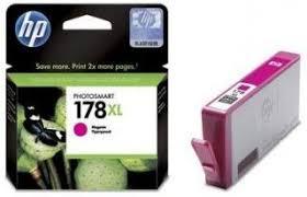 HP 178XL Magenta Ink Cartridge Photo