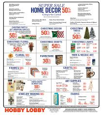 Christmas Tree Shop Flyer by Hobby Lobby Black Friday 2017 Ads Deals And Sales