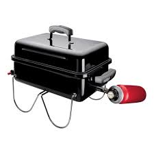 Patio Bistro Gas Grill Manual by Weber Go Anywhere Gas Grill 1141001 Gas Grills Ace Hardware
