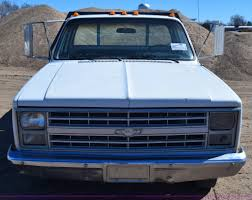 1986 Chevrolet Custom Deluxe 30 Flatbed Pickup Truck | Item ...