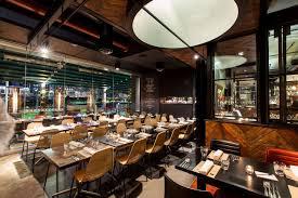 Ludlow Bar Dining Room Southbank